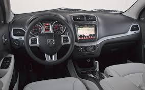 Dodge Journey Black - 2013 dodge journey interior photo 44305307 automotive com