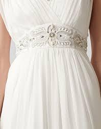 Monsoon Wedding Dresses Uk Monsoon Lucia Embellished Bridal Dress White 8 2400104608
