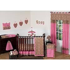 Pink Cheetah Crib Bedding Alluring Sweet Jojo Cheetah Crib Bedding Bedroom Ideas