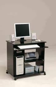 grand bureau noir design d intérieur grand bureau noir cm presto x et ordinateur