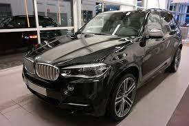Bmw X5 50d - black sapphire bmw x5 m50d f15 2014 with 22