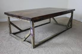dark walnut coffee table emmalyn coffee table james james furniture springdale arkansas
