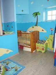 petit pirate vous avez décoré avec soin la chambre de votre bébé