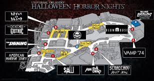 100 universal studios halloween horror nights orlando fl