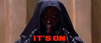 Darth Maul Meme - darth maul oh it s on reaction images know your meme