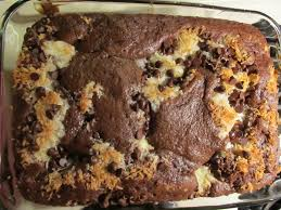 earthquake cake recipe duncan hines