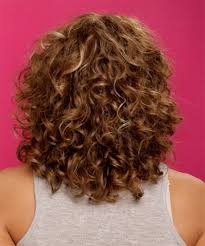 hairstyles with perms for middle length hair perm hairstyle for medium length