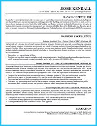 Follow Up Resume Starting Successful Career From A Great Bank Manager Resume