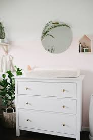 Dresser Into Changing Table Changing Tables Ikea Dresser As Changing Table Ikea Hemnes