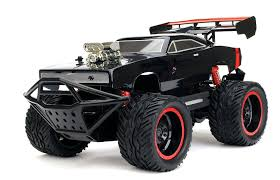walmart monster jam trucks fast and furious elite off road 1 12 rc car vehicle amazon