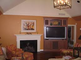 Custom Fireplace Surrounds by Fireplace Surround Altered Media Cabinet To Go From A Free