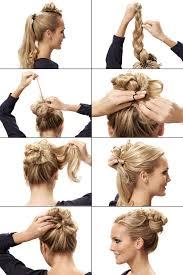Hochsteckfrisurenen Leicht Selber Machen by Partyfrisuren Für Alle Längen Zum Selber Machen Hair Style