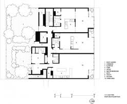 deck floor plan 1111 e pike olson kundig architects roof deck architects and