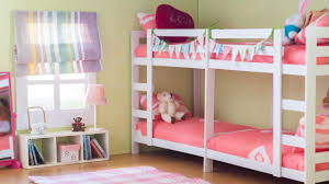 Doll House Bunk Beds Diy Dollhouse Miniature Bunk Bed Room Set Tutorial Nendoroid