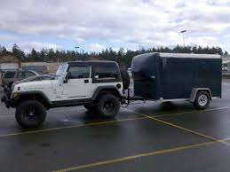 jeep wrangler cargo trailer how to choose the right trailer hitch for your jeep chapman