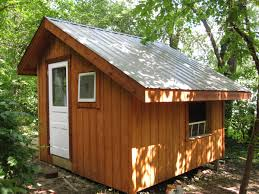 Modern Garden Sheds Shed Of Reality A Place Called Sanity Construction Timeline