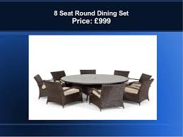 Outdoor Rattan Dining Chairs 10 Top Outdoor Rattan Dining Sets In Essex Uk