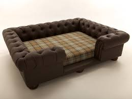 Shop Balmoral Large Pet Sofas And Beds In Luxurious Leather And - Luxury sofa beds uk