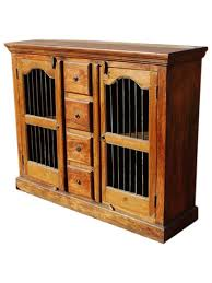 Rustic Buffets  Sideboards - Dining room buffet cabinet