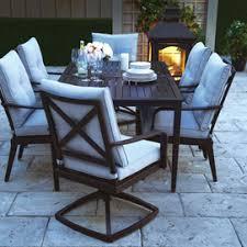 sears dining room tables wholehome classic tm mc 7 piece san marino patio set sears