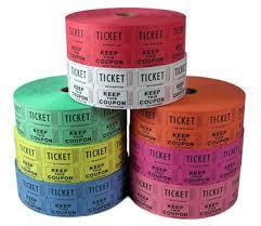 raffle tickets raffle tickets raffle tickets stock custom raffle tickets
