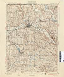 Lancaster Pennsylvania Map by