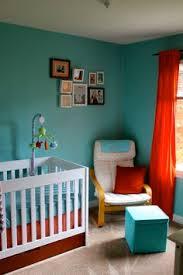 dark teal nursery with brown furniture boy u0027s room pinterest
