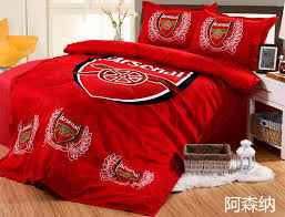 Arsenal Duvet Covers Luxury Bedroom Sets Online Home Interior Designs Ideas