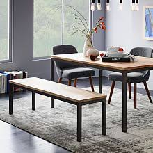 How To Build A Banquette Seating Dining Benches West Elm