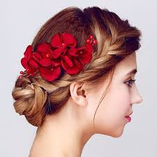 headdress for wedding yazilind new fashion hair accessories for women flower