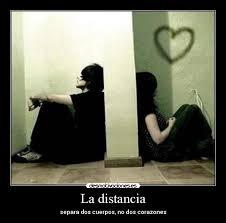 imagenes de un amor a larga distancia la distancia desmotivaciones