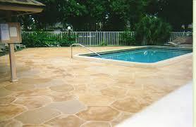 Refinishing Concrete Patio Euro Tile Eagle Concrete Corp Broward U0027s Top Concrete