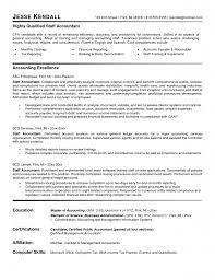 Resume Templates Accounting Cover Letter Example Accounting Resume Accounting Assistant Resume