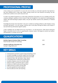 Graduate Accountant Resume Sample by Accounting Sample Resumes Australia Power Resume Writing