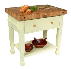 boos butcher block kitchen island 939 butcher block table in buttercup yellow boos via