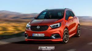 opel mokka 2017 opel mokka x opc rendering looks so good they u0027ll have to make it