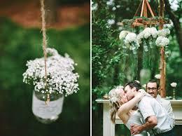 Backyard Wedding Ideas Rustic Chic Backyard Wedding Michelle Jimmy Green Wedding