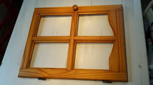 How To Make A Window by Three Sons Later How To Make A Window Mirror An Upcycling Tutorial