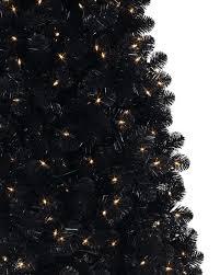 22 unique black christmas tree décor ideas digsdigs