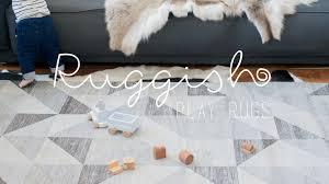 6x6 Rug Ruggish Play Rugs A Stylish Way To Play By Liza Savary Founder