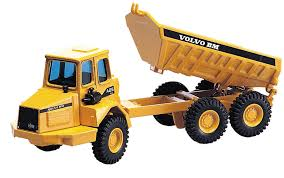 volvo model trucks construction diecast model dump trucks articulated and fixed