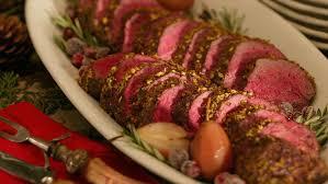 Salt Crusted Beef Tenderloin by Recipe Pistachio Crusted Beef Tenderloin California Cookbook