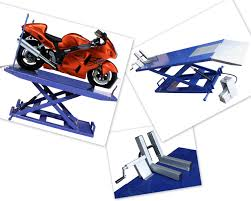 Motorcycle Bench Lift Motorcycle Lift Tables