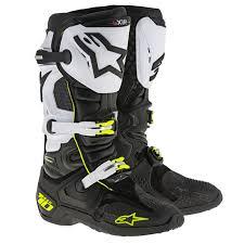 alpinestars tech 8 light boots tech 10 boot alpinestars