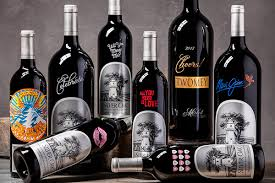 silver wine bottles silver oak s official online wine and accessories store