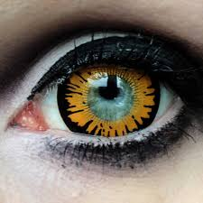 halloween eye lenses mesmereyez twilight bella mini sclera 17mm halloween carnaval part