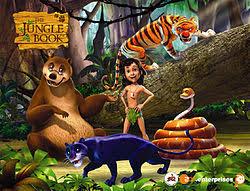 jungle book tv series