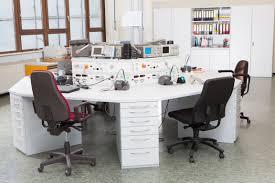 Standcontainer Elektrolabortische Mit Tisch Einschubaufbauten Elektrolabor