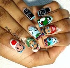 african beat by kerlysnails from nail art gallery pinned by www