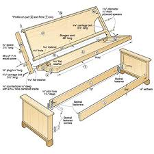 diy wood sofa plans free wood projects diy woodwork projects aka
